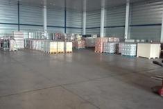 Instalaciones de GrupaMar Madrid - Almacén