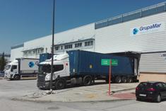 Instalaciones de GrupaMar Madrid - Muelles